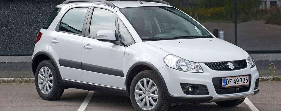 Suzuki SX CombiBack:<br />En alsidig familiebil, fra 169.990 kr.
