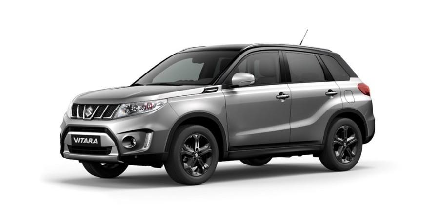 Suzuki Vitara:<br />Usædvanlig meget SUV for kun 195.000