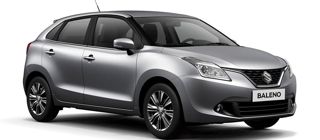 Suzuki Baleno<br> Usædvanlig meget bil <br>– fra 138.970 kr. incl. levering