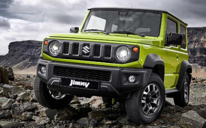 Ny Suzuki Jimny – en rendyrket offroader<br>– fra 229.990 kr.
