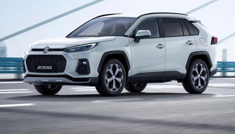 Suzuki Across plug-in HYBRID – fra 566.353 kr.