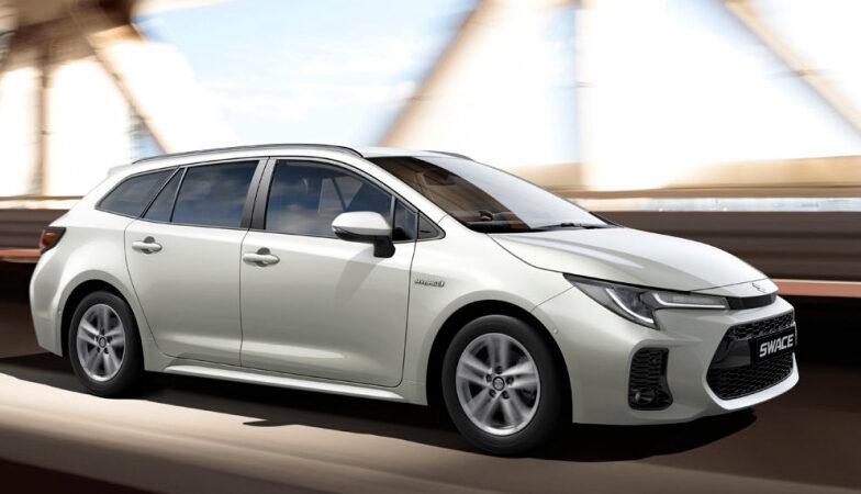 Suzuki Swace avanceret HYBRID – fra 319.990 kr.